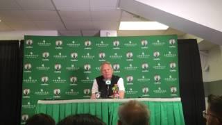 Danny Ainge: Josh Jackson upset Boston Celtics by skipping workout