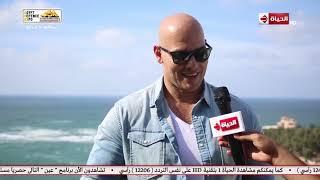 عين - أحمد تهامي: قناة الحياة وش السعد و الخير عليا