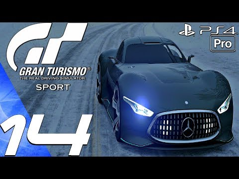 Gran Turismo Sport - Gameplay Walkthrough Part 14 - Vision GT Championship (Career Mode) PS4 PRO