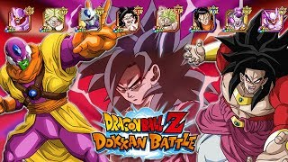 THE FORGOTTEN 8 DOKKANFEST EXCLUSIVE CHARACTERS WITHOUT A CATEGORY!! | DRAGON BALL Z DOKKAN BATTLE