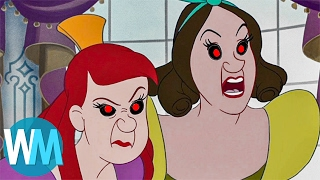 Top 10 F*%KED UP Origins Behind Disney Movies