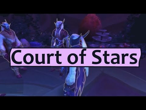 Court of Stars Guide - Dungeon Preview from Legion Alpha