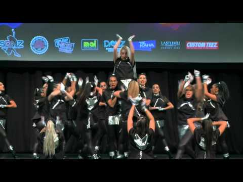The Royal Family @ SDNZ 2015 National Finals