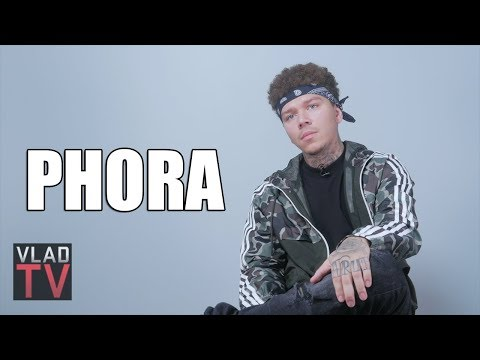 Phora on Watching Dad Hustle CDs Out of His Car, Never Aspiring to Do Music
