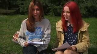 """Дуэт """"Cherries"""". X Factor Казахстан. Прослушивания. Вторая серия. Пятый сезон."""