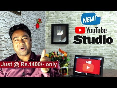 My New YouTube Studio ! Created With Just@ Rs1400/- only ! Studio Wallpaper