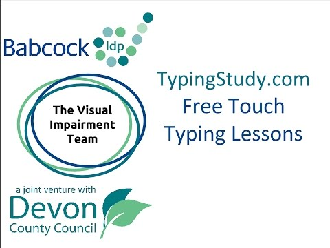 TypingStudy.com- Free Touch Typing Lessons