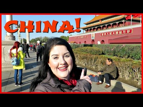 CHINA ADOPTION TRIP PART 1 | FORBIDDEN CITY & GREAT WALL OF CHINA