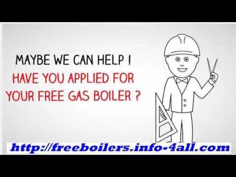 Government Free Boiler Scheme Blackburn
