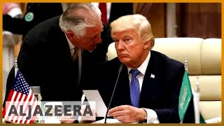 🇺🇸 A look back at Trump and Tillerson