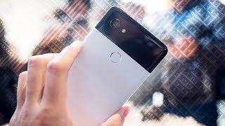 Google Pixel 2 and Pixel 2 XL - Hands On!