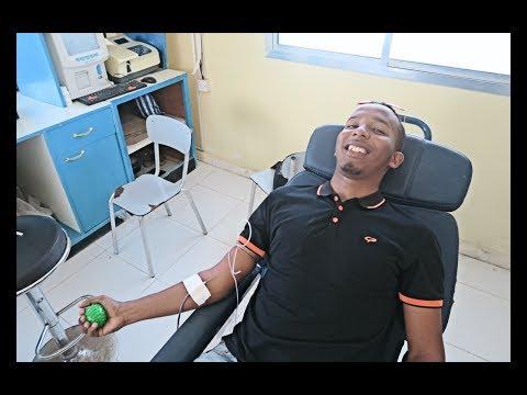 I HAVE SAVED A LIFE | انقذت حياة | WAXAAN BADBAADIYEY NAF