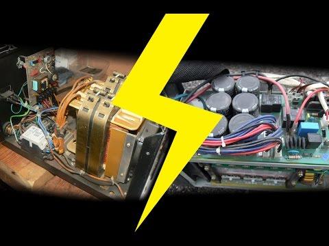 Transformator a Inwerter - różnice