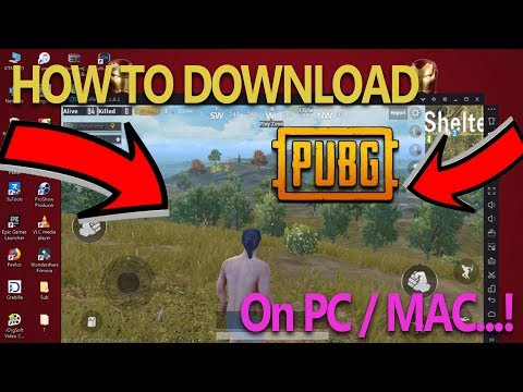 How To Download PUBG Mobile On Your PC! ( Computer/Mac Tutorial ) 2018
