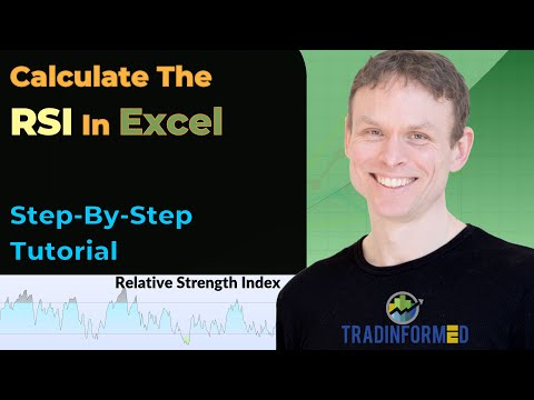 How to Calculate the RSI Indicator in Excel