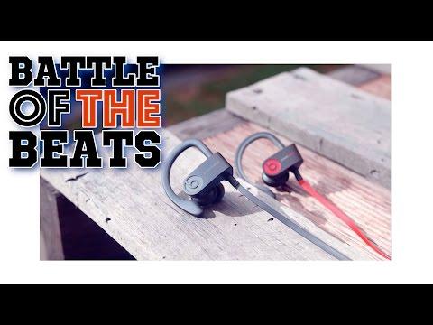 Powerbeats 3 vs Powerbeats 2