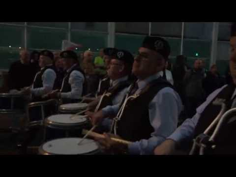 Cowal Games 2016 - Newcastle Pipe Band