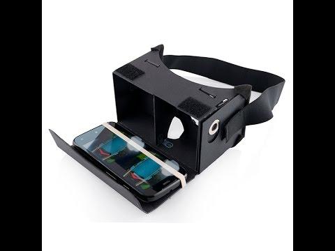 Tanie Okulary 3D VR do Smartfona od MODECOM CARREFOUR POLSKA