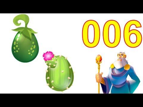Dragon City Gameplay Tutorial Part 6 Level 13 (Got Cactus Dragon, Padron Dragon)