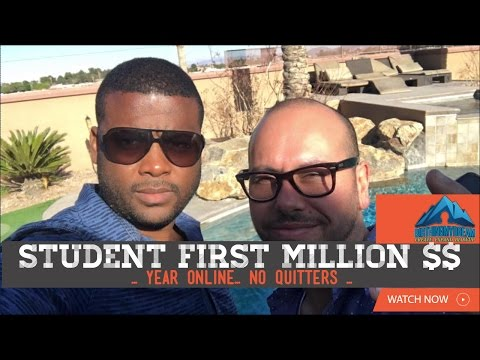 Shopify | Student First Million Dollars Year Online - How To Get Yours