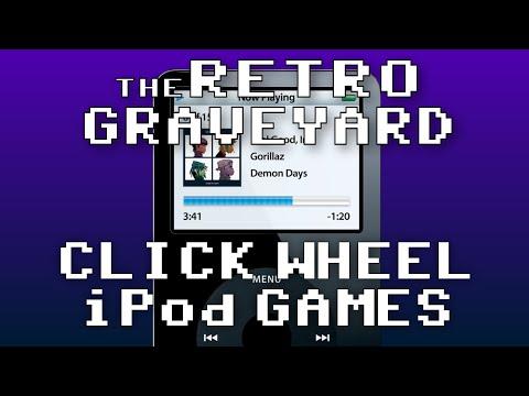 Click Wheel iPod - The Retro Graveyard