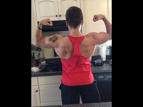 How to Make Your Tank Top Into a Stringer