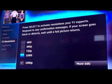 Setting up xbox one with directv dvr