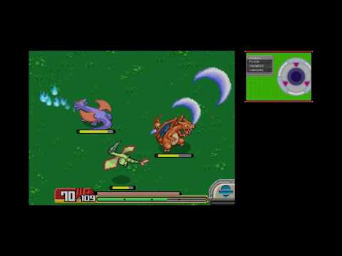 Pokémon Ranger: Shadows of Almia: Final Capture Arena Room