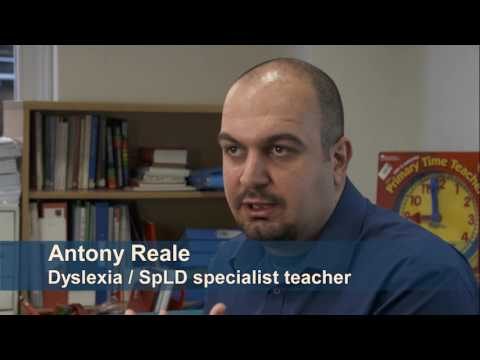 Dyslexia teaching points: Memory techniques with Antony Reale