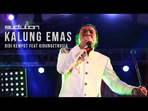 Lirik Lagu KALUNG EMAS By Didi Kempot Campursari - AnekaNews.net