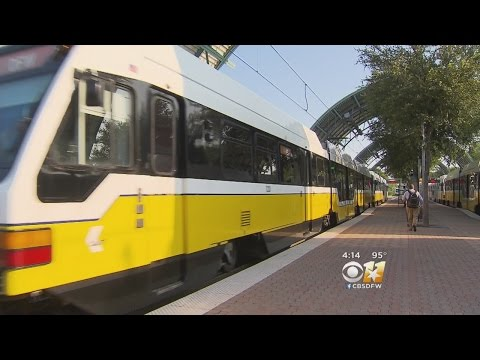 Plano Leaders On Board For DART Rail Line To DFW Airport