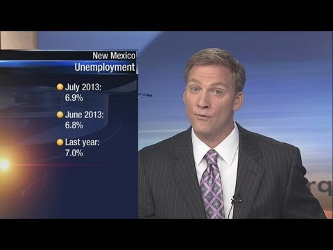 Unemployment rate rises in NM
