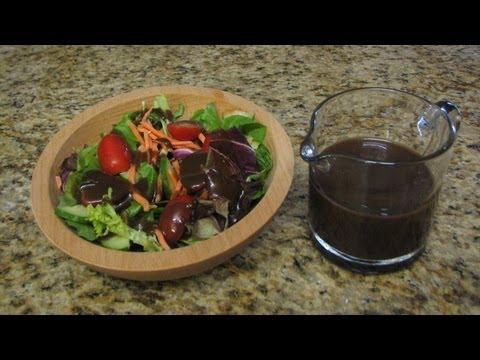 Honey-Balsamic Vinaigrette - Lynn's Recipes