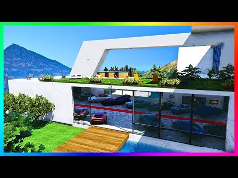 What Mansions Should 100% Look Like In GTA Online!