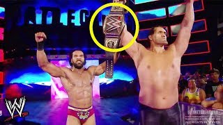 WWE Top 10 BEST Returns of 2017 (So Far)