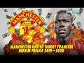 7 Pemain Incaran Manchester United Di Bursa Transfer Musim Panas 20192020