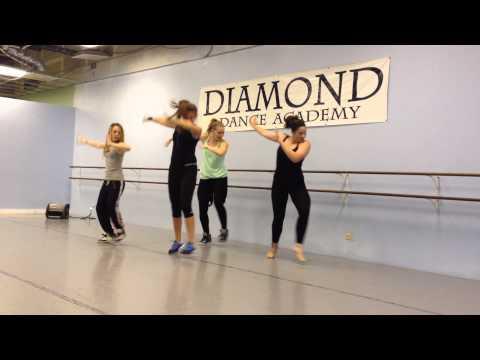 Bulverde Diamond Dance Academy: Shake it Off 2014