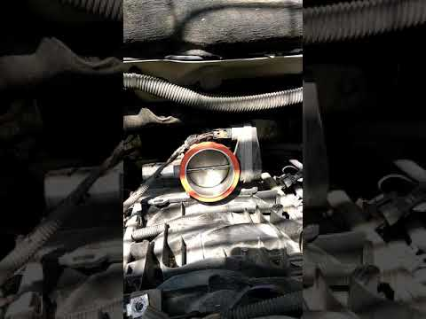 2007 Dodge Ram 1500 5.7 hemi thought it was the throttle body, but.