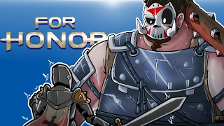 For Honor - SHUGOKI WILL SQUISH THEM ALL!!!! 2v2 Matches!