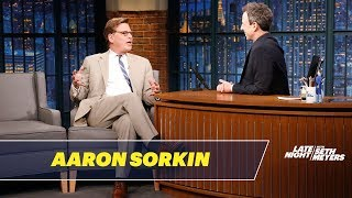 Aaron Sorkin Discusses the Challenges of Directing Molly