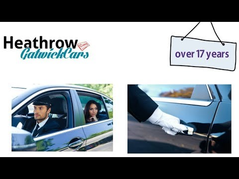 Heathrow Gatwick Cars™ - British Airport Transfers UK London Taxis