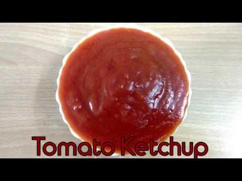 TOMATO KETCHUP | टोमेटो सोस | NO ONION NO GARLIC TOMATO SAUCE |TOMATO SAUCE |RUCHI'S KITCHEN CORNER