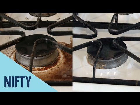 How To Clean Up A Stovetop Disaster