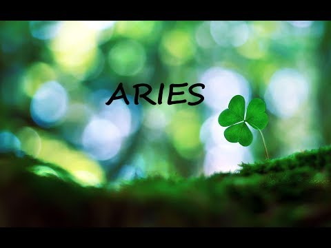 ARIES March 2018 'Coming Back Around!'