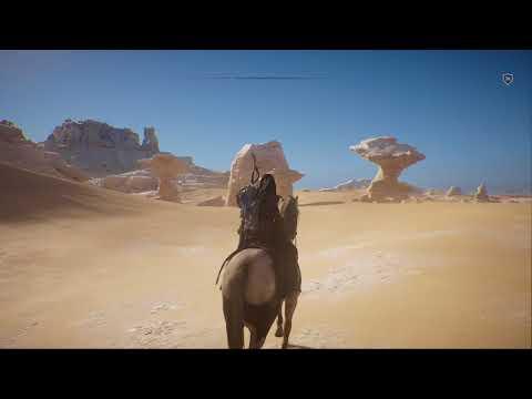 Assassin's Creed® Origins .....THE WHITE DESERT