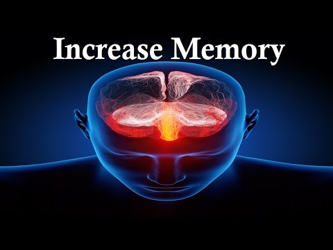 Improve Memory – Increase Your Brain Power With Sound Therapy & Subliminal Messages