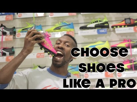 How to buy Soccer Cleats - Shoes/ How to choose Football Boots LIKE A PRO
