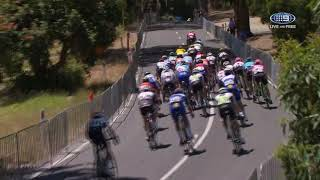The Finish | Bupa Stage 4 | Santos Tour Down Under