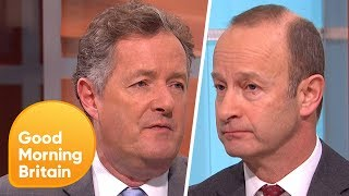 UKIP Leader Leaves Girlfriend Over Racist Messages About Meghan Markle | Good Morning Britain