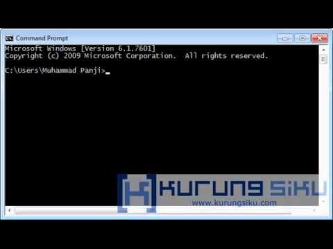 Tips Windows - Menghapus Cache DNS dengan flushDNS